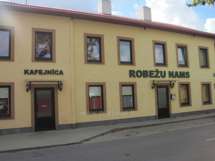 Svečių namai Liepojoje, Latvijoje Robežu Nams - 10