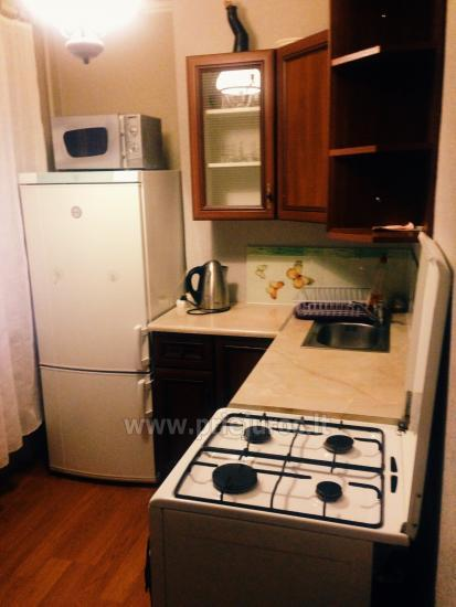 A sunny two-rooms apartment in Ventspils - 3