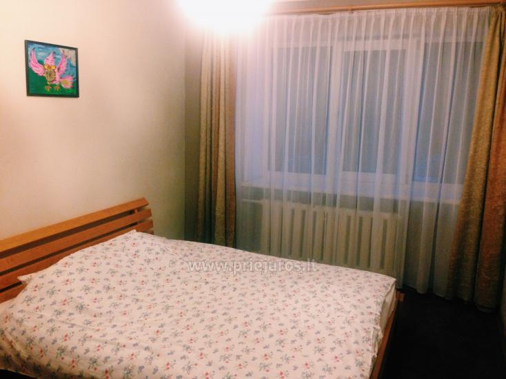 A sunny two-rooms apartment in Ventspils - 5