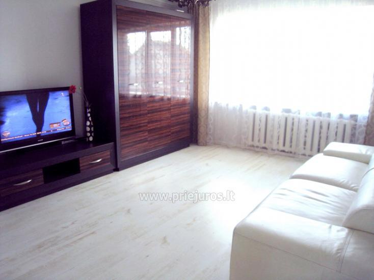 A sunny two-rooms apartment in Ventspils - 2