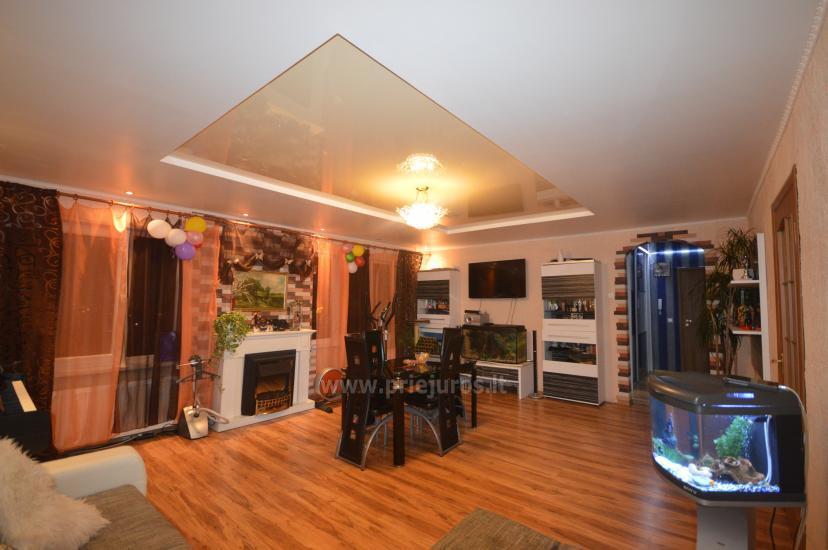 Apartamentų nuoma Ventspilyje De Lux Apartment - 1