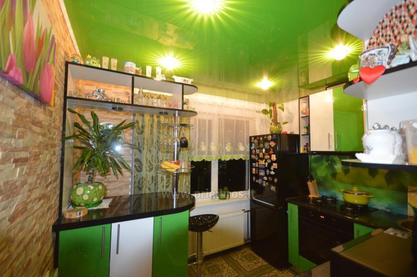 Apartamentų nuoma Ventspilyje De Lux Apartment - 6