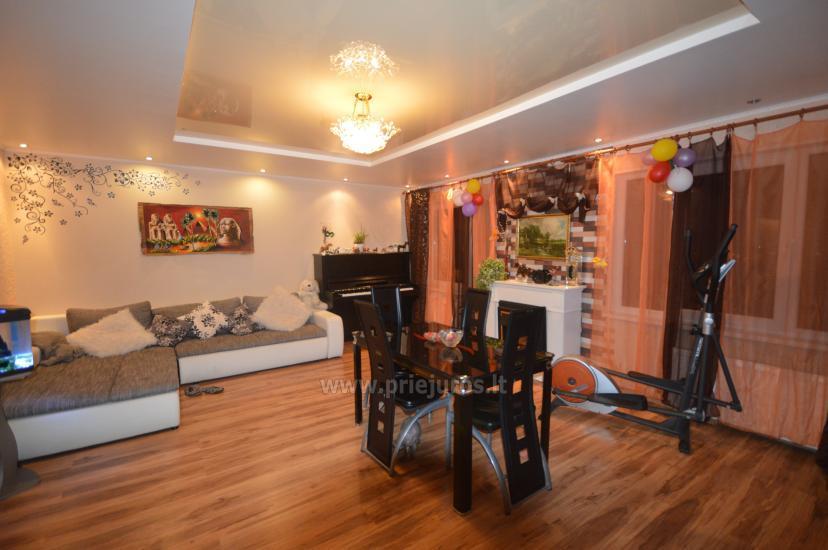 Apartamentų nuoma Ventspilyje De Lux Apartment - 3