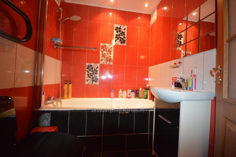 Apartamentų nuoma Ventspilyje De Lux Apartment - 4