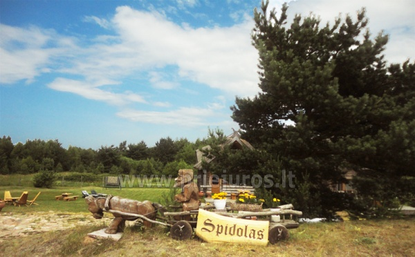 Spidolas - Countryside house in Liepaja - 3