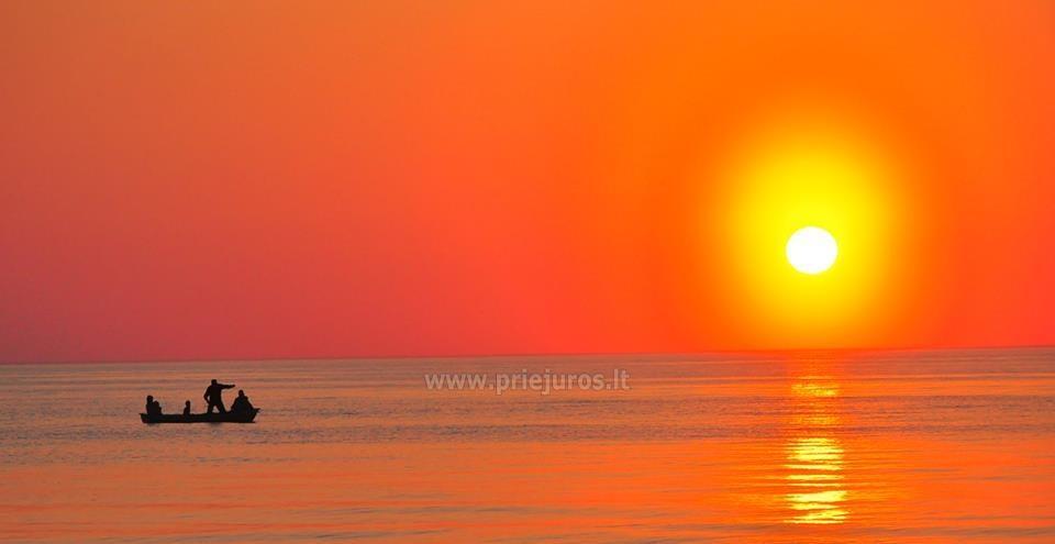 Vilos Jūras Krasti ant jūros kranto - 29