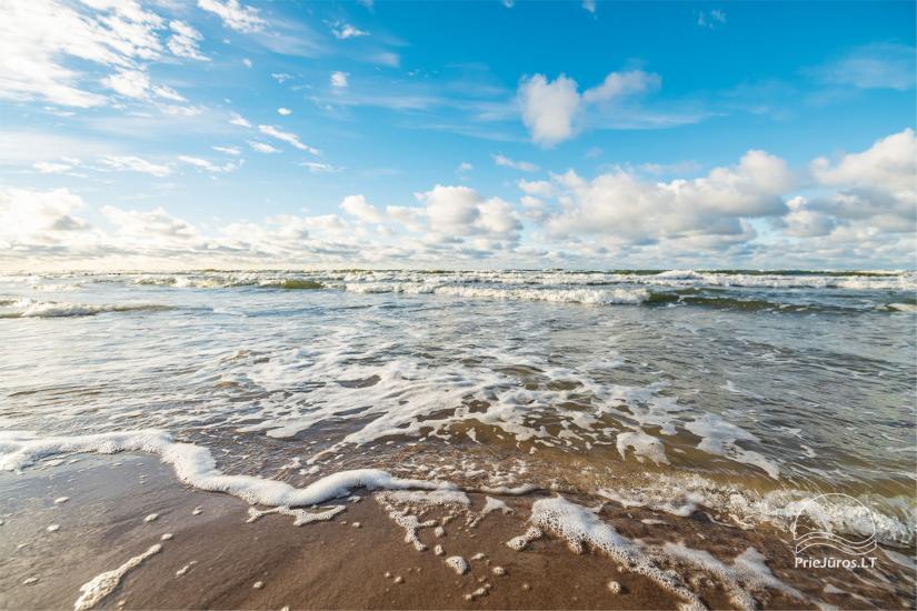 Vilos Jūras Krasti ant jūros kranto - 24