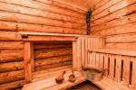 Pirtis ir kubilas mediniame namelyje Jūrkalnėje Avoti - 4