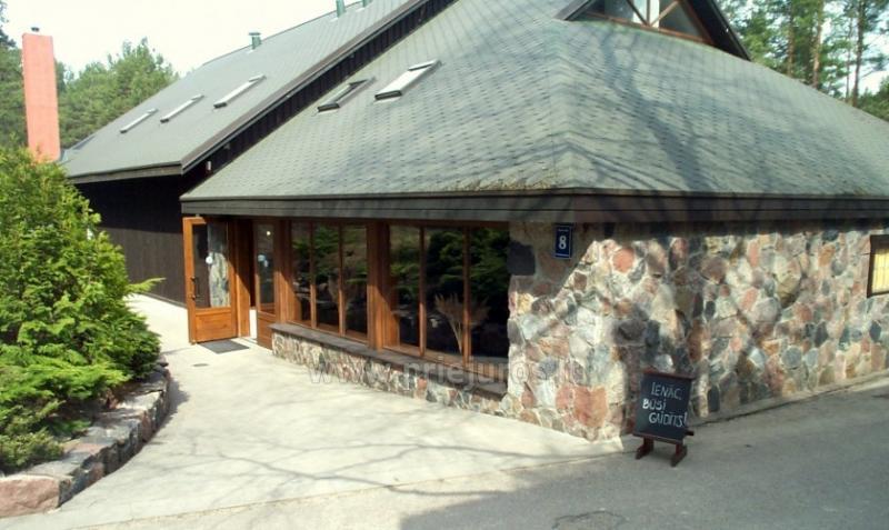 Restoranas viešbutyje Roja ir poilsio centre Otra puse