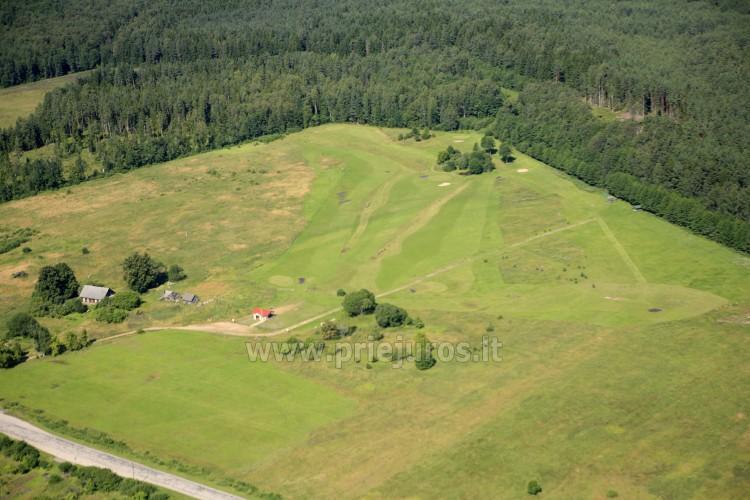 Roja golf club: Golf, Kajak, Ponton mieten, Paintball