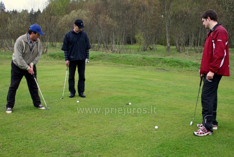 Roja golf club: Golf, Kajak, Ponton mieten, Paintball - 2