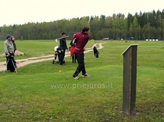 Roja golf club: Golf, Kajak, Ponton mieten, Paintball - 3