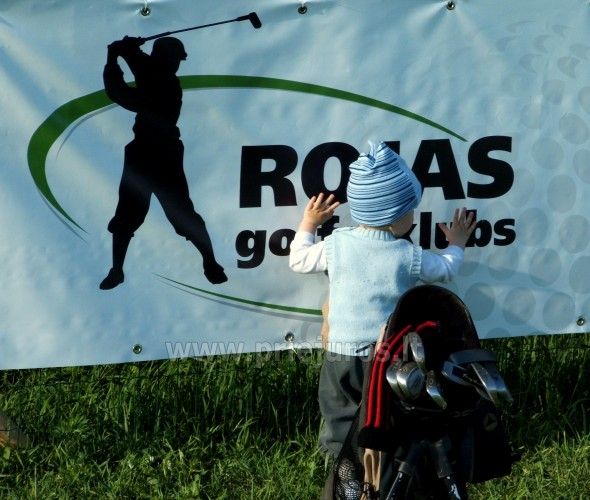 Roja golf club: Golf, Kajak, Ponton mieten, Paintball - 4