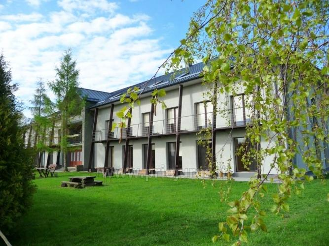 Bathhouse and banquet hall in Latvia in Liepaja region in holiday home Aulaukio Baltija - 4