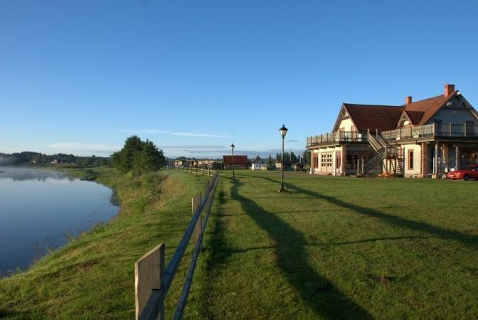 Svečių namai ir kempingas Ventspilio rajone Ventaskrasti - 6