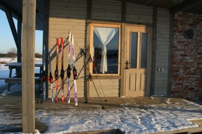 Svečių namai ir kempingas Ventspilio rajone Ventaskrasti - 25