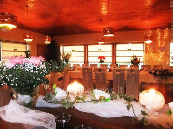 Restaurant, banquet and conference hall in Guest House in Jurkalne Liedags - 1
