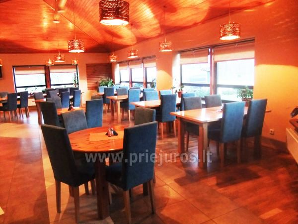 Restaurant, banquet and conference hall in Guest House in Jurkalne Liedags - 2