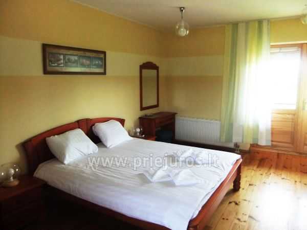 Restaurant, banquet and conference hall in Guest House in Jurkalne Liedags - 7