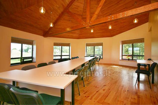 Restaurant, banquet and conference hall in Guest House in Jurkalne Liedags - 4