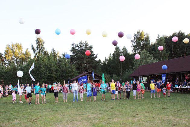 Banketai, konferencijos, didelių renginių organizavimas poilsio ir pramogų komplekse Liepojos rajone Verbelnieki - 1