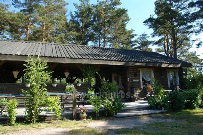 Vasaras kafejnīca kempigā Ventspili novadā Mikelbaka - 2