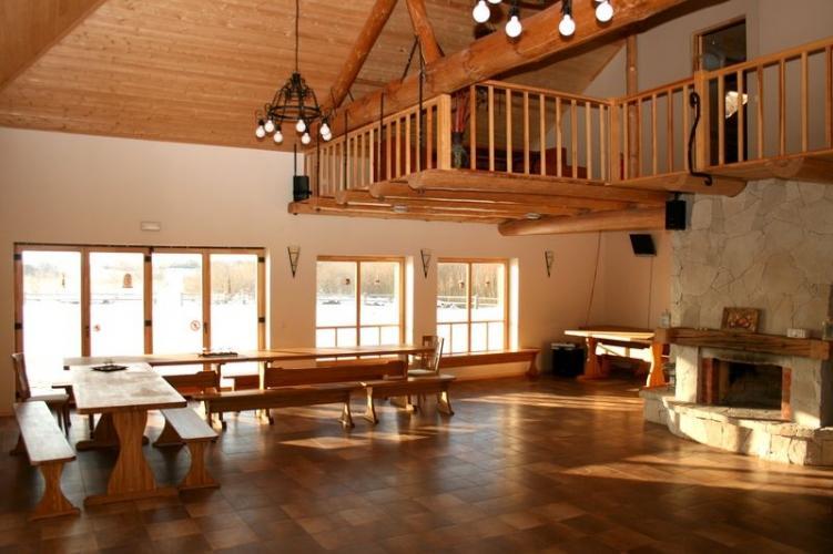 Bankettsaal und Konferenzraum im Erholung Centre in Pape Pukarags - 8