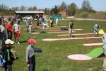 Organisation von Sportveranstaltungen im Erholungszentrum im Erholung Centre in Pape Pukarags