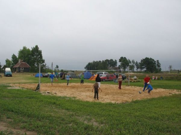 Organization of sports events in recreation center in Pape Pukarags - 3