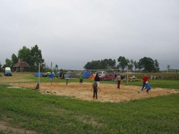 Sporto renginių organizavimas poilsio komplekse Papėje Pukarags - 3