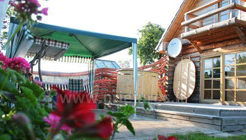 Pirtis lauku setā Pāvilostā Zvejniekseta - 1