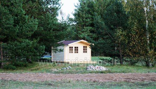 Pirtis lauku setā Pāvilostā Zvejniekseta - 19