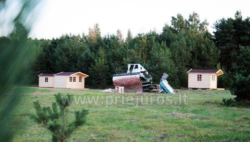 Žvejyba jūroje ir ekskurijos jūroje laivu Pavilostoje (Latvija). Žvejo sodyba Zvejniekseta - 19