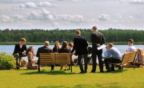 Konferenču (banketu) zāle un pirts KEMPINGA JŪRMALA - 7