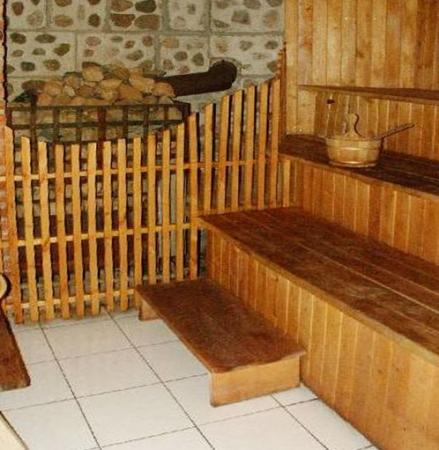 Pirts, banketu zale, kafejnica Pape viesu mājā Papes Cakstes - 2