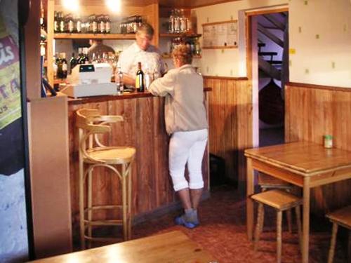 Pirts, banketu zale, kafejnica Pape viesu mājā Papes Cakstes - 8