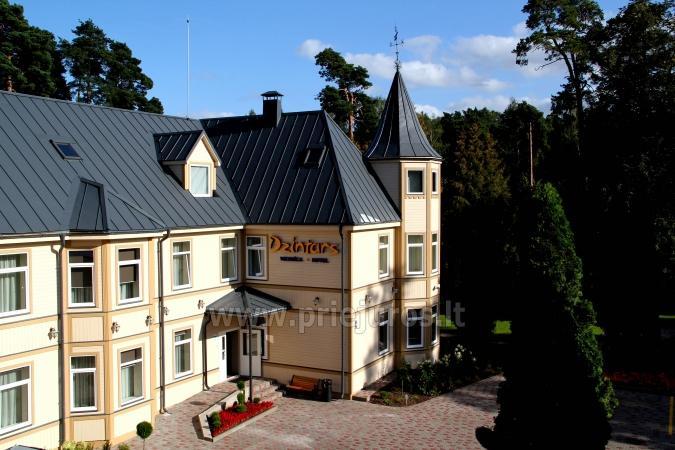 Silvester in Jurmala im Hotel Dzintars, Lettland - 1