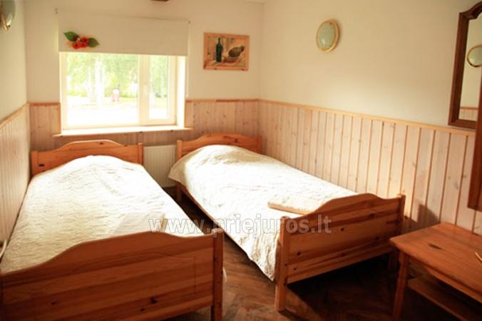 Svečių namai Lielupėje Vecmuiža - 4