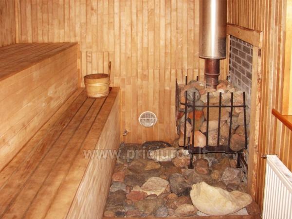 Svečių namai Lielupėje Vecmuiža - 11