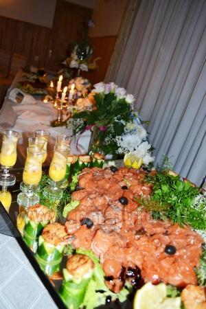 Banketu zāle un kāzu organizēšana viesu namā Vecmuiža - 8