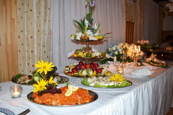 Banketu zāle un kāzu organizēšana viesu namā Vecmuiža - 9