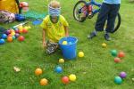 Sporta spēļu un nometņu organizēšana, teritorija sporta spēļu rīkošanai līdz 250 personām. Viesu nams Vecmuiža - 2