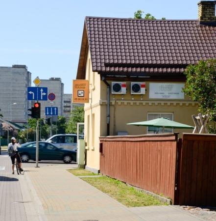 Banketų - konferencijų salės ir sauna svečių namuose Ventspilyje Veldzes Nams - 8