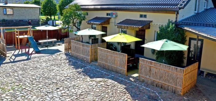 Banketų - konferencijų salės ir sauna svečių namuose Ventspilyje Veldzes Nams - 12