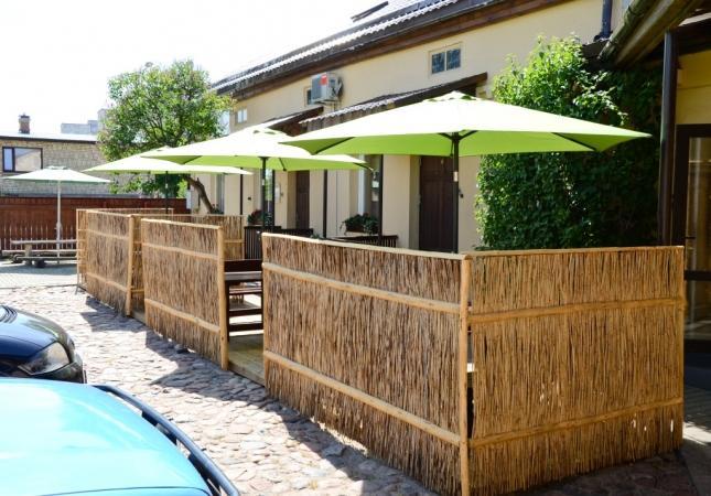 Banketų - konferencijų salės ir sauna svečių namuose Ventspilyje Veldzes Nams - 14