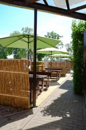 Banketų - konferencijų salės ir sauna svečių namuose Ventspilyje Veldzes Nams - 15