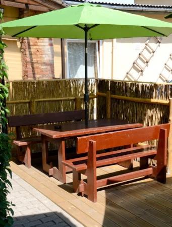Banketų - konferencijų salės ir sauna svečių namuose Ventspilyje Veldzes Nams - 18