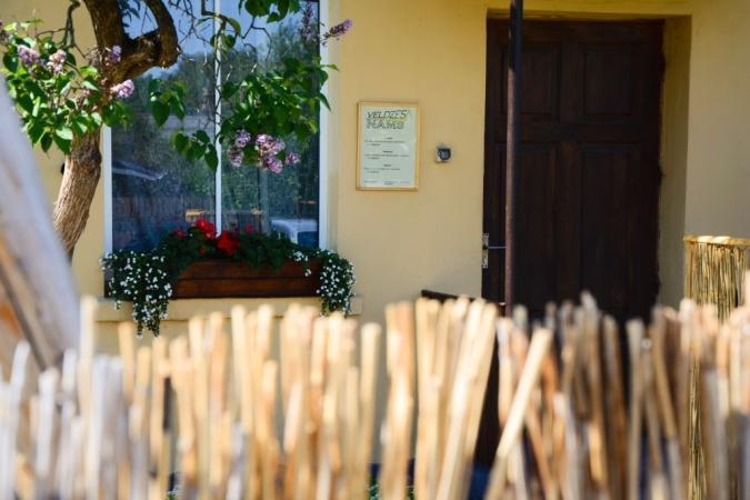 Banketų - konferencijų salės ir sauna svečių namuose Ventspilyje Veldzes Nams - 20