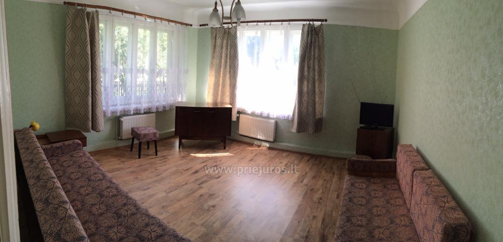 Parduodamas pirmas aukštas privataus namo Venspilyje - 9