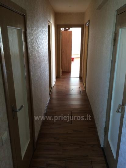 Parduodamas pirmas aukštas privataus namo Venspilyje - 16